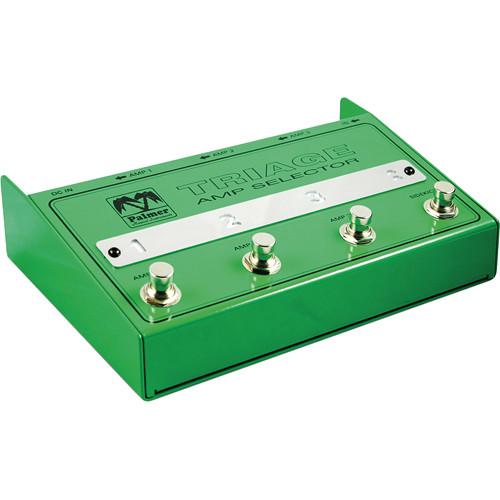 Palmer PTRIAGE Amp Selector