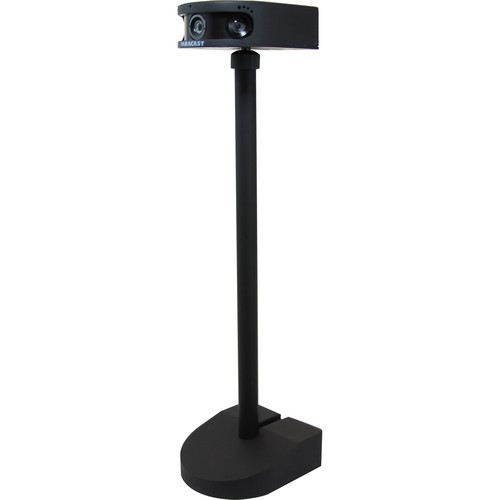 PanaCast Intelligent Zoom Enabled PanaCast 2 Camera with Table Stand (Black)