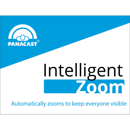 PanaCast Intelligent Zoom Software License Key for PanaCast 2 Camera