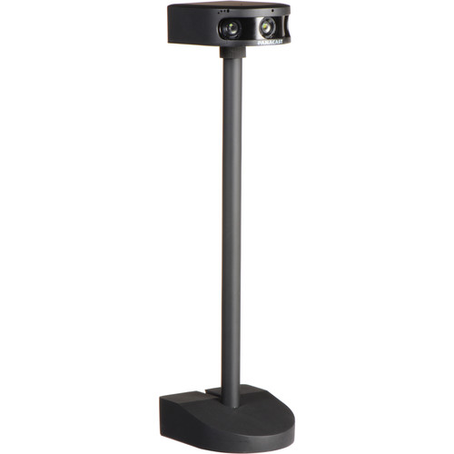 PanaCast PanaCast 2 Camera,  with Table Stand, Power Adapter  Cord, USB-3/ 1m Cable (Black)