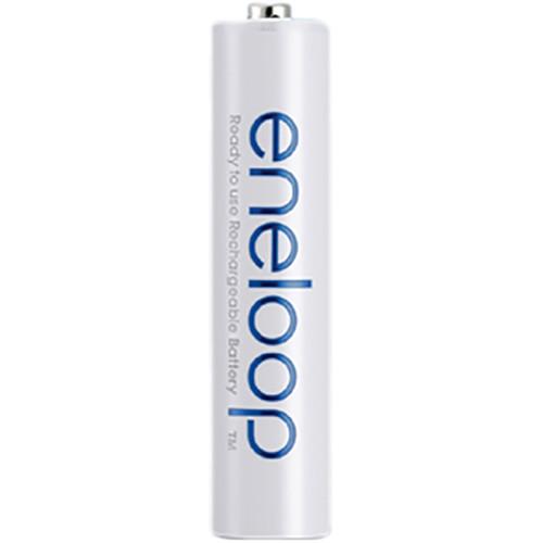 Panasonic Eneloop AAA Rechargeable Ni-MH Batteries (800mAh, Pack of 12)