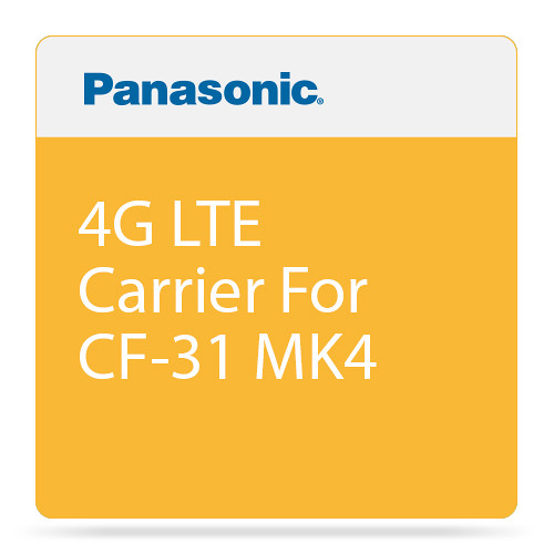 Panasonic 4G LTE Multi Carrier Wireless Modem for the Panasonic Toughbook 31