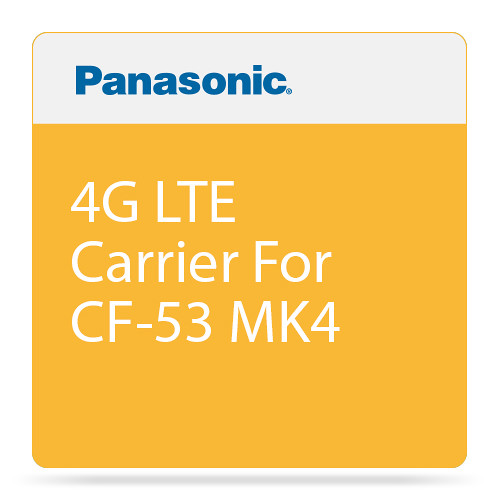 Panasonic 4G LTE Multi Carrier Wireless Modem for the Panasonic Toughbook 53