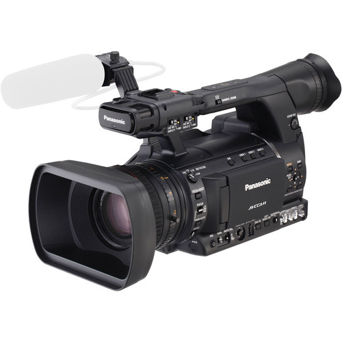 Panasonic AG-AC130A AVCCAM HD Handheld Camcorder