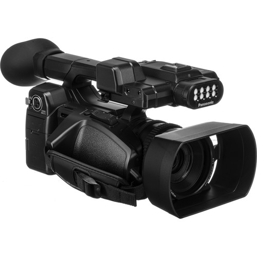 Panasonic AG-AC30 Full HD Camcorder w/ Touch Panel LCD Screen & Built-In LED Light