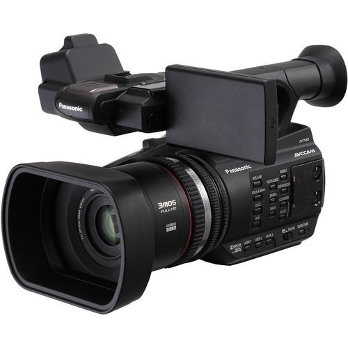 Panasonic AG-AC90AEN AVCCAM Camcorder (PAL)