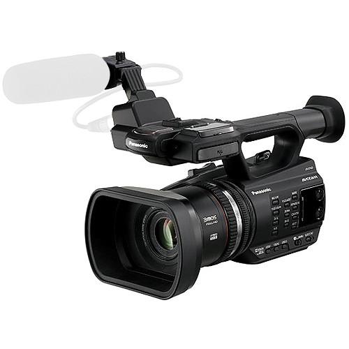 Panasonic AG-AC90A AVCCAM Handheld Camcorder