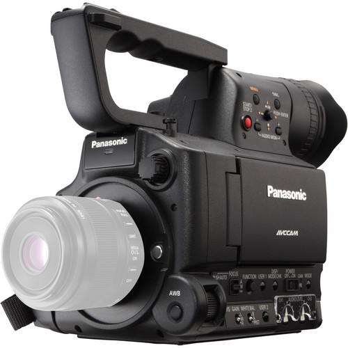 Panasonic AG-AF100A Digital Cinema Camcorder