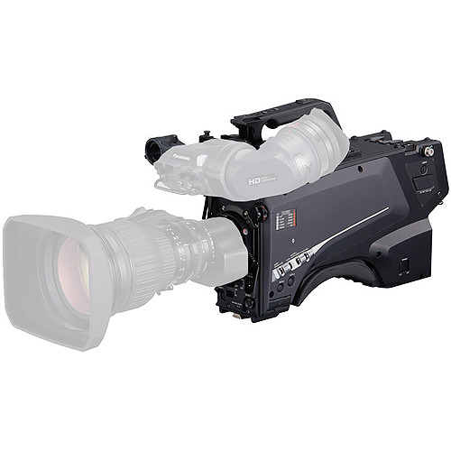 Panasonic AK-HC5000 HD Studio Handy Camera with LEMO CCU Connector