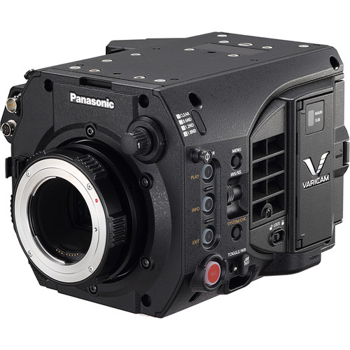 Panasonic Cinema VariCam LT 4K S35 Digital Cinema Camera (EF Mount)