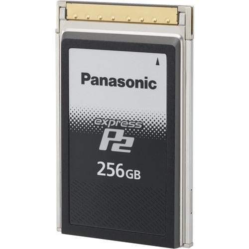 Panasonic 256GB expressP2 Memory Card