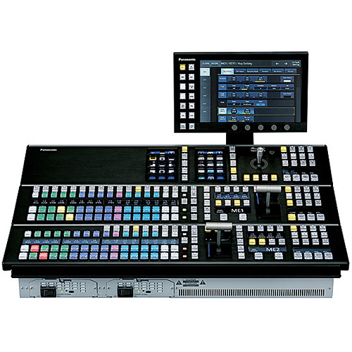 Panasonic Compact 2ME Panel for HS6000 Switcher
