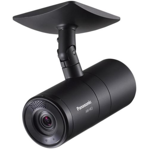 Panasonic AW-HE2PJ Compact HD / SD Integrated Indoor Camera