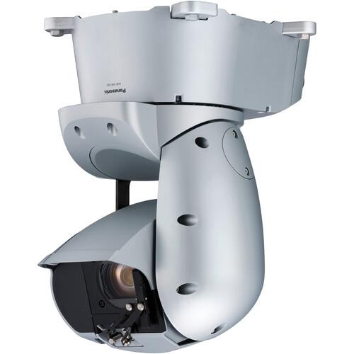 Panasonic 20x Zoom Outdoor PTZ Camera with SDI & LAN Output (Silver)