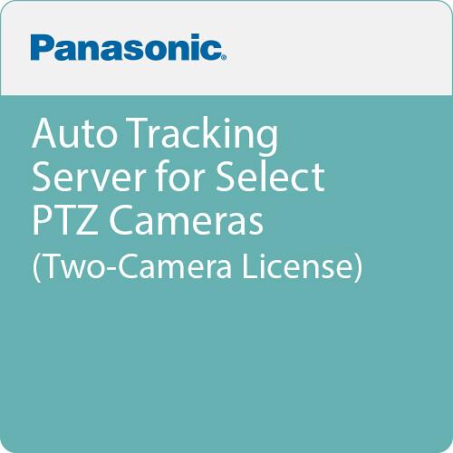 Panasonic Auto Tracking Server for Select PTZ Cameras (Two-Camera License)