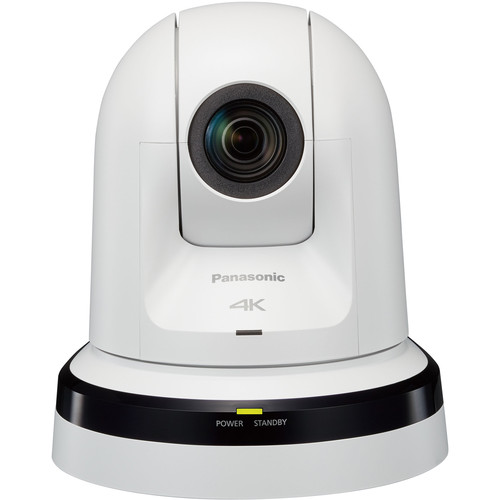 Panasonic AW-UE70 4K Integrated Day/Night PTZ Indoor Camera (White)