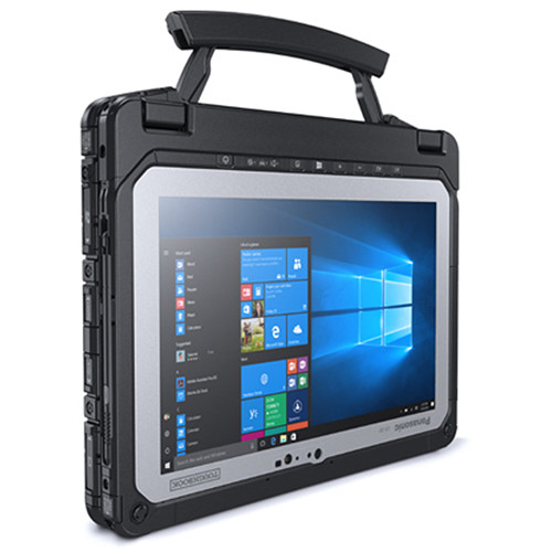 """Panasonic 10.1"""" CF20 Toughbook Multi-Touch 2-in-1 Laptop"""