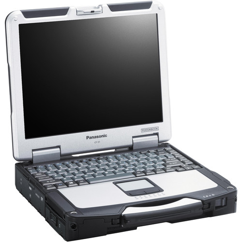 "Panasonic Toughbook 31 13.1"" HD LED Notebook Computer with 4G LTE & GPS Receiver"