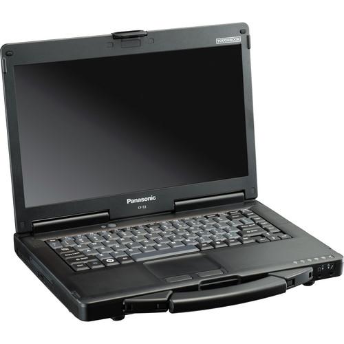 """Panasonic CF-53JBLZY1M 14"""" Toughbook 53 Laptop (Semi-Rugged)"""