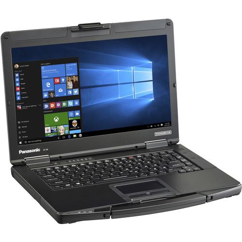 "Panasonic Toughbook/ CF54/ i7-7600U/ 8GB/ 256GB SSD/ Windows 10 Pro/ 14""- Multi Touch"