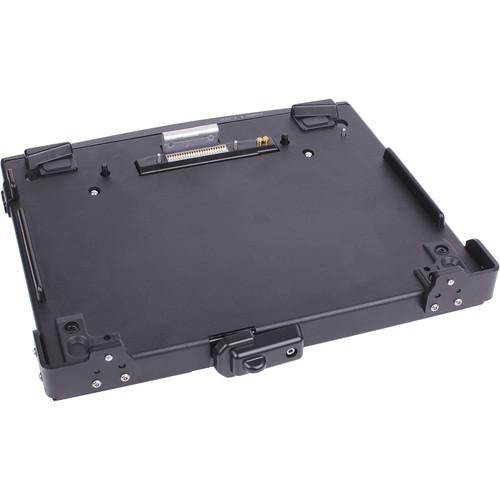 Panasonic Vehicle Dock for Toughbook 20 (Dual Pass-Through, Keyed Alike)