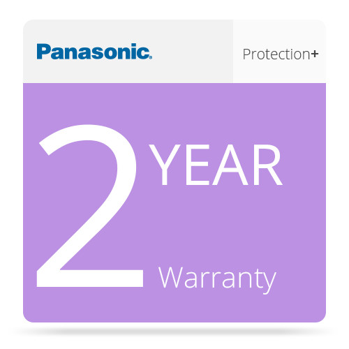 Panasonic 2-Year Protection Plus Warranty for Toughbook and Toughpad