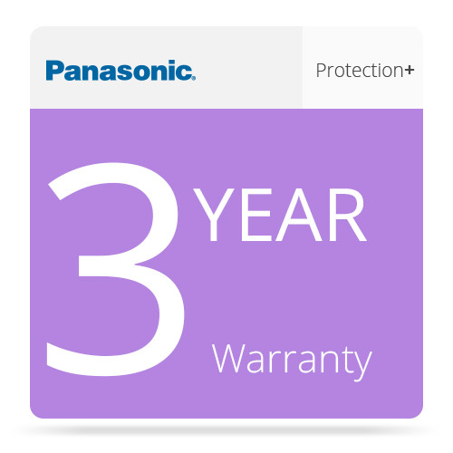 Panasonic 3-Year Protection Plus for Toughbook