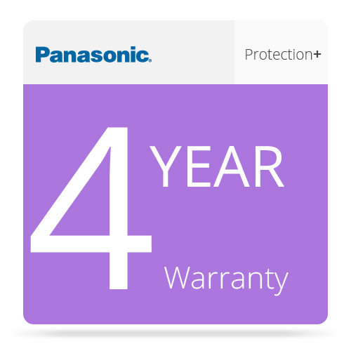 Panasonic 4-Year Protection Plus Warranty for Toughbook and Toughpad