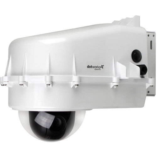 Panasonic UE70 Outdoor System with Heater & Blower and AW-UE70 4K PTZ Indoor Camera