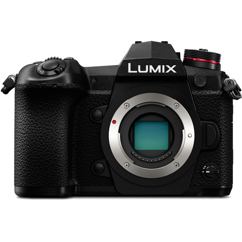 Panasonic G9 Lumix Mirrorless DC-G9 Digital Camera DC-G9KBODY |