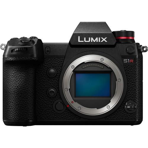 Panasonic Lumix DC-S1R Mirrorless Digital Camera (Body Only, Refurbished)