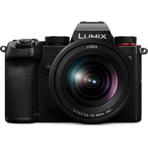 Panasonic Lumix DC-S5 Mirrorless Digital Camera with 20-60mm Lens
