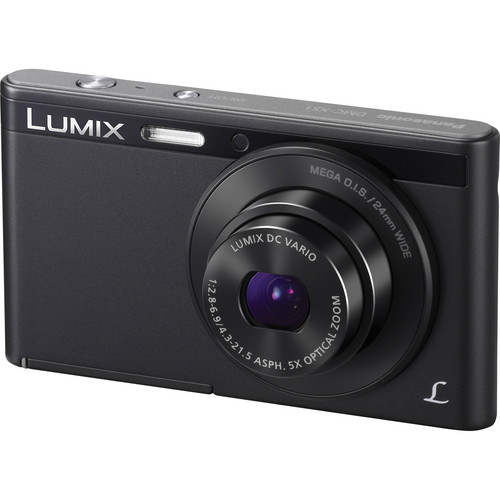 Panasonic Lumix DMC-XS1 Digital Camera (Black)