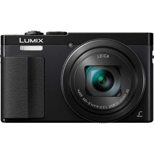 Panasonic Lumix DMC-ZS50 Digital Camera (Black)