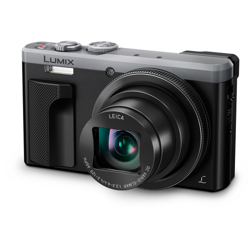 Panasonic Lumix DMC-ZS60 Digital Camera (Silver)