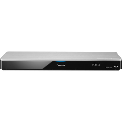 Panasonic DMP-BDT360 Smart Network 4K Upscaling Wi-Fi and 3D Blu-ray Disc Player