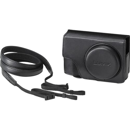 Panasonic DMW-CT60K Jacket Case for Lumix ZS50 Digital Camera (Black)