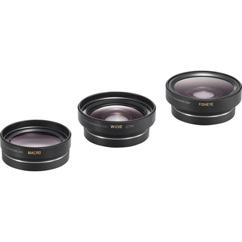Panasonic Conversion Lens Kit