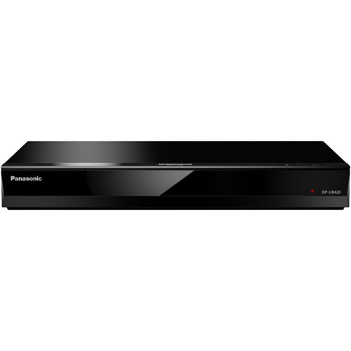 Panasonic DP-UB420 HDR UHD Blu-ray Player with Wi-Fi