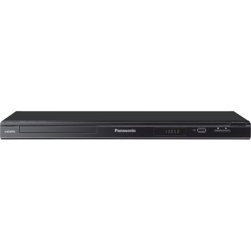 Panasonic DVD-S68EP-K Multi-Region/Multi-System DVD Player