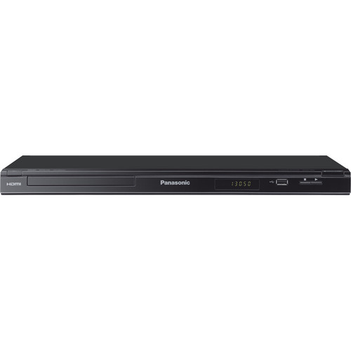 Panasonic DVD-S68GA-K Multi-System DVD Player