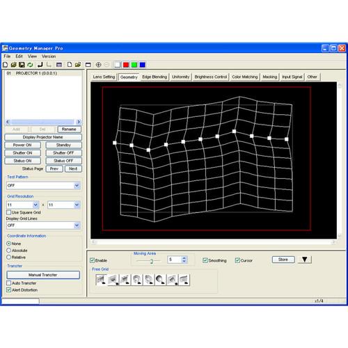 Panasonic Auto Screen Adjustment Upgrade Kit for PC