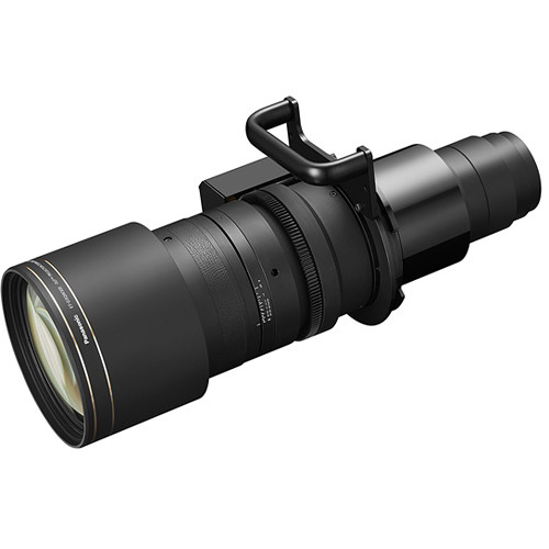 Panasonic ET-D3QW300 1.11 to 1.7:1 Zoom Lens for the PT-RQ50K Projector