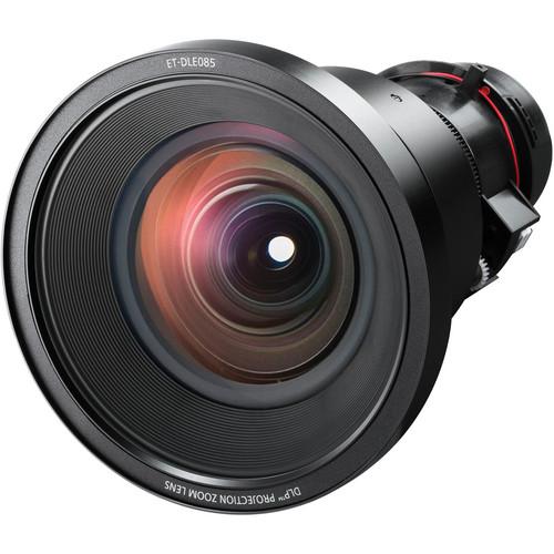 Panasonic 11.8 to 14.6mm Zoom Lens for PT-DZ870 / PT-DW830 / PT-DX100 Series Projectors