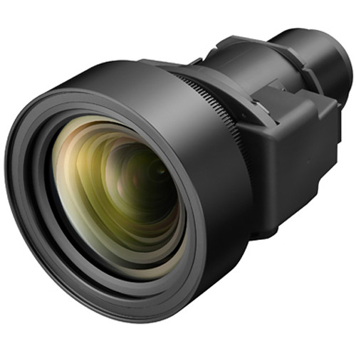 Panasonic ET-EMW500 21.08-30mm Zoom Lens for PT-MZ16K/MZ13K/MZ10K LCD Laser Projectors