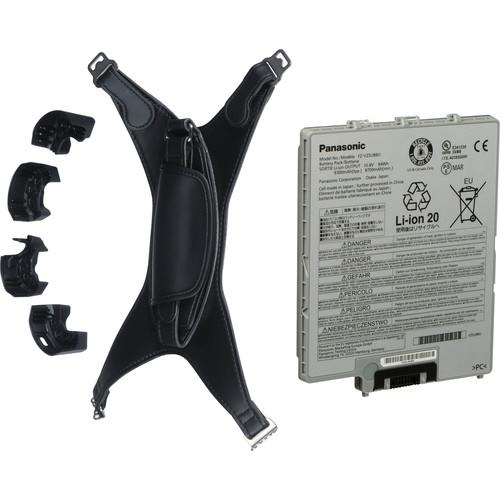 Panasonic Long Life Battery Bundle for Toughpad FZ-G1