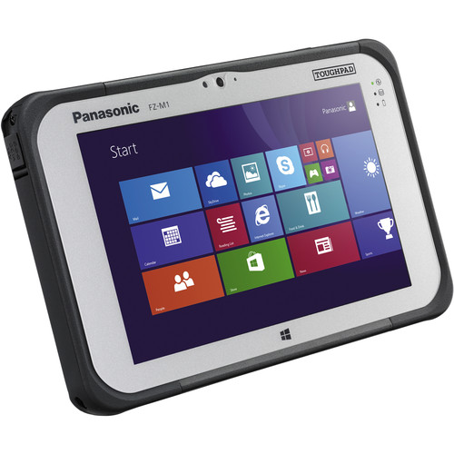 "Panasonic Toughpad FZ-M1CEECXCM 7"" IPS Multi-Touch Tablet Computer"