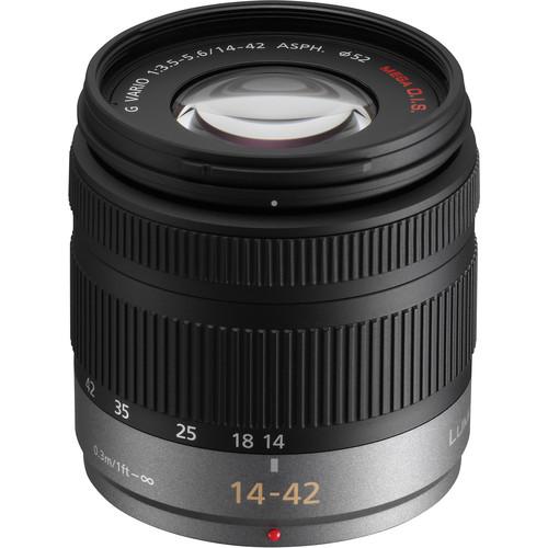 Panasonic Lumix G Vario 14-42mm f/3.5 -5.6 Asph. / MEGA O.I.S. Lens