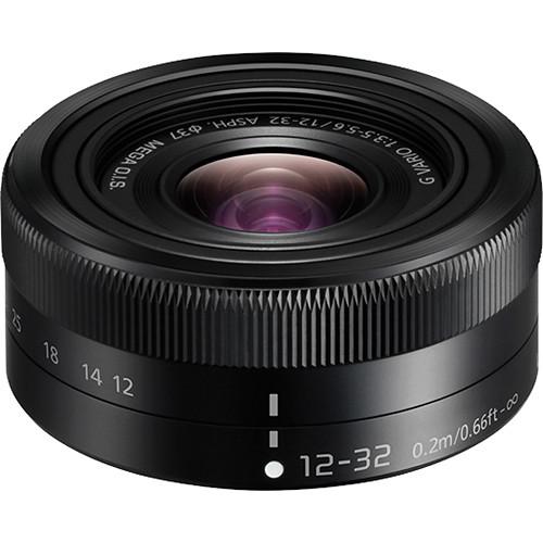 Panasonic Lumix G Vario 12-32mm f/3.5-5.6 ASPH. Lens