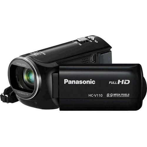 Panasonic HC-V110 HD Camcorder